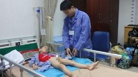 Xác định nguồn lây làm hàng chục trẻ bị sùi mào gà ở Hưng Yên