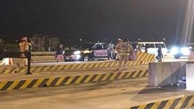 Cảnh sát chặn xế hộp chở hàng cấm của trùm ma túy đất Cảng