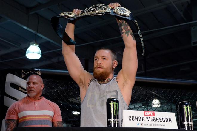 10 dieu thu vi ve Conor McGregor hinh anh 6