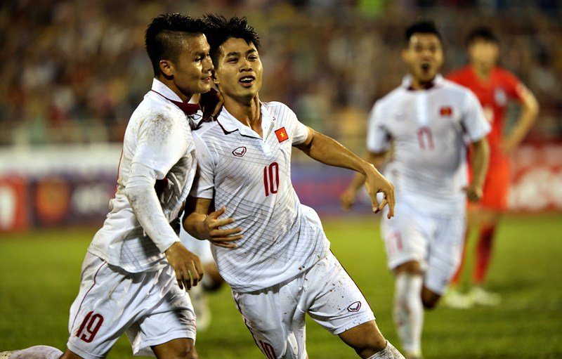 Nguyễn Công Phượng, U22 Việt Nam, bóng đá Việt Nam, vòng loại U23 châu Á