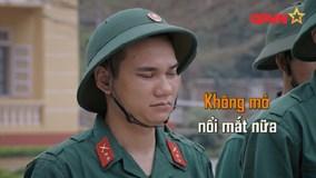 """""""Sao nhập ngũ"""" tập 3: Khắc Việt ngủ gật trong giờ huấn luyện"""