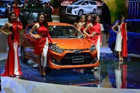 Trải nghiệm nhanh Toyota Wigo, đối thủ của Kia Morning