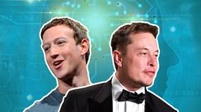 Trí tuệ nhân tạo – Cuộc chạy đua giữa Zuckerberg và Musk