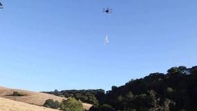 Máy bay không người lái chuyên bắt Drones của Mỹ