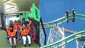 Đây mới là trò chơi Roller coaster 'điên rồ' nhất thế giới
