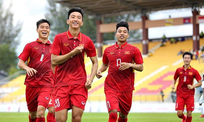 Kết quả SEA Games, bóng đá SEA Games 29,U22 Việt Nam,U22 Đông Timor