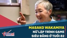 Masako Wakamiya, nữ lập trình game siêu đẳng tuổi 82