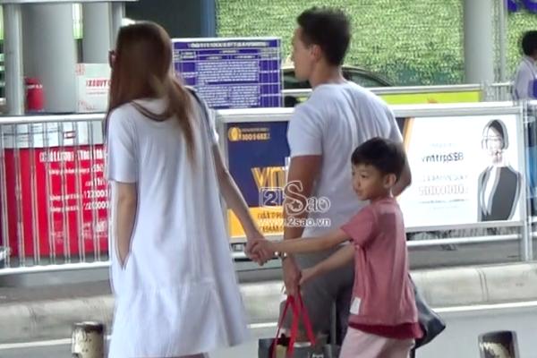 ĐỘC QUYỀN: Clip Hồ Ngọc Hà và Kim Lý hôn nhau khi cùng đi nghỉ dưỡng Côn Đảo-12