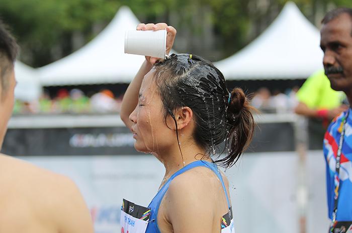 Điền kinh SEA Games, Hoàng Thị Thanh, Điền kinh