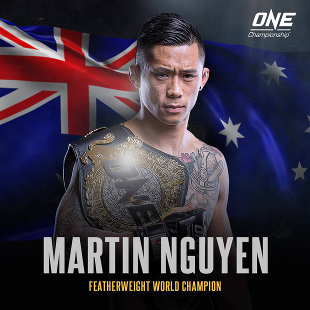 Võ sĩ gốc Việt chiến thắng ngoạn mục, giành đai vô địch ONE Championship - Ảnh 7.