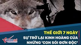 Thế giới 7 ngày: Sự trở lại của những 'con sói đơn độc' khủng bố châu Âu