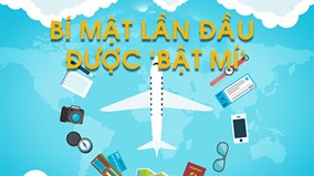 7 bí mật trên máy bay hành khách cần nắm rõ để tránh bị thiệt thòi