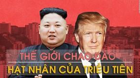 Thế giới 7 ngày: Cộng đồng quốc tế chao đảo vì hạt nhân ở Triều Tiên