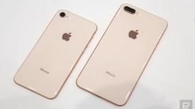Trải nghiệm nhanh iPhone 8, 8 Plus