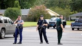 Mỹ: xả súng tại trường học, ít nhất 4 người thương vong