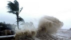 Bão số 10 đổ bộ: Vừa tránh bão, bạn phải tránh cả những bệnh này lây lan