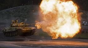 Nga khoe vũ khí trong cuộc tập trận sát biên giới NATO
