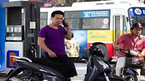 Gọi điện thoại ở trạm xăng có gây cháy nổ?
