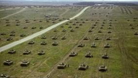 Tổng thống Putin đích thân thị sát cuộc tập trận quy mô lớn Zapad