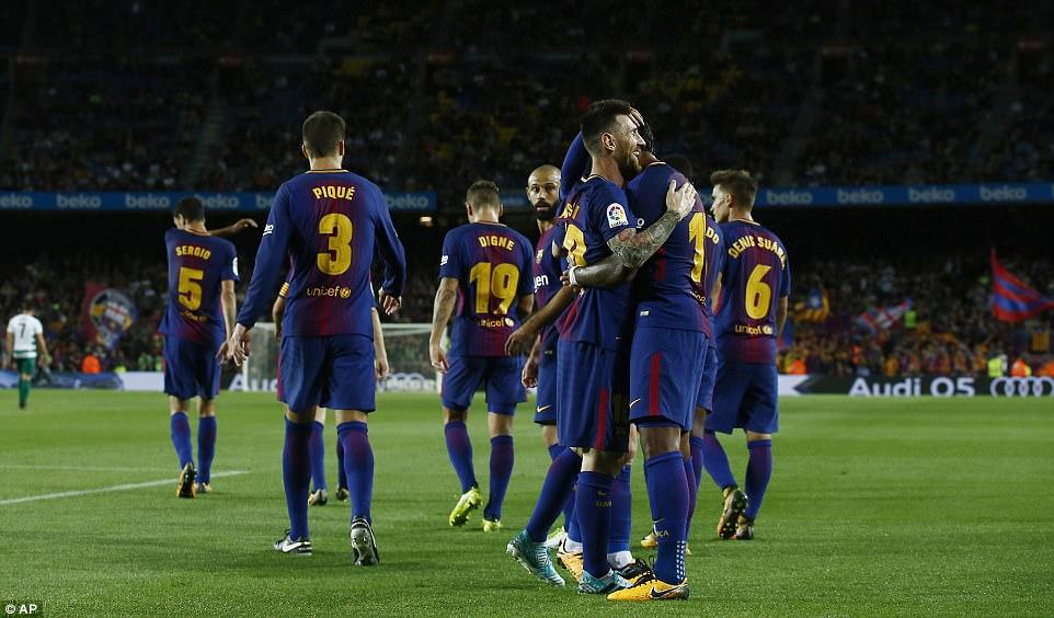 Barca, Eibar, La Liga, trực tiếp bóng đá, bóng đá Tây Ban Nha