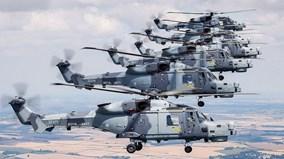 Trực thăng săn ngầm AW159 Wildcat mạnh đến mức nào?