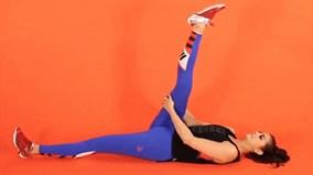 5 bài tập giãn cơ bạn nên làm sau khi chạy bộ