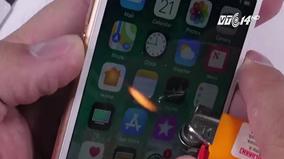 """Những màn """"tra tấn"""" khẳng định độ bền của iPhone 8"""