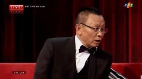 MC Lại Văn Sâm cao hứng trổ tài hát xẩm trên sóng truyền hình