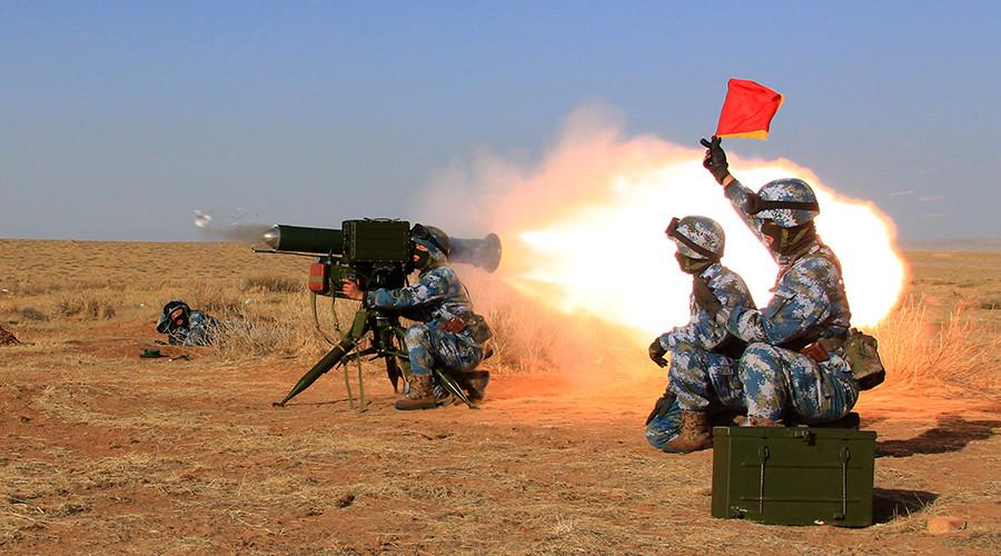 Trung Quốc, tập trận, căn cứ quân sự,ca sĩ hải ngoại