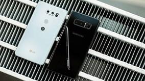 5 smartphone màn hình lớn đẳng cấp nhất