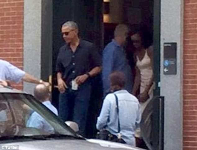 Obama, Malia, cựu tổng thống, Harvard