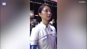 Nhật Bản giới thiệu robot xinh đẹp tuyệt trần