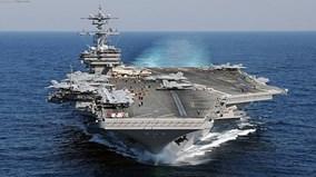 Tàu sân bay lớp Nimitz: Quốc thể di động của nước Mỹ