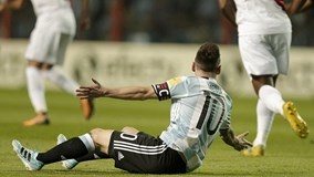 Messi vô duyên, Argentina xa dần vé World Cup 2018