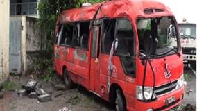 Tai nạn nghiêm trọng tại Cần Thơ: 2 người chết, 14 người bị thương
