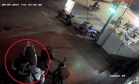 Những vụ bẻ khóa trộm SH táo tợn xảy ra gần đây