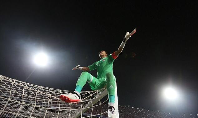 Salah, Ai Cập, World Cup 2018