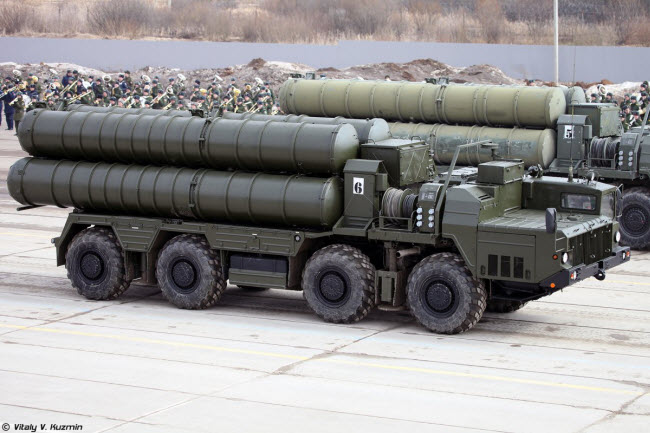 Sức mạnh của hệ thống tên lửa Nga bán cho đồng minh của Mỹ - 1