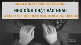 Vì sao chữ trên bàn phím có thứ tự kỳ quặc không theo quy tắc bảng chữ cái?