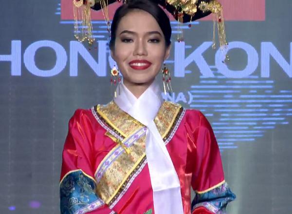 GIẬT MÌNH: Xuất hiện Lan Khuê phiên bản lỗi tại Miss Grand International 2017-2