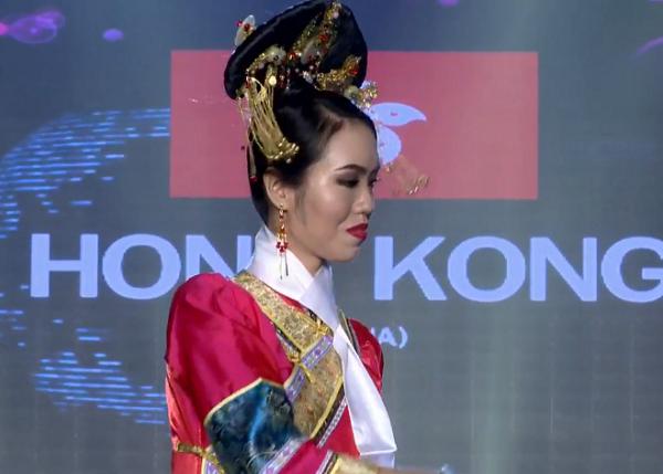 GIẬT MÌNH: Xuất hiện Lan Khuê phiên bản lỗi tại Miss Grand International 2017-3
