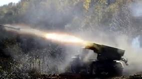 1.000 binh sĩ Nga phô diễn sức mạnh trong tập trận