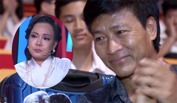 Bước nhảy ngàn cân, Việt Hương, diễn viên Quốc Tuấn