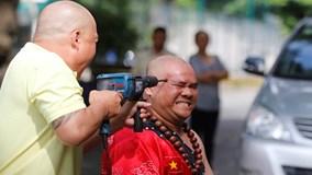 Xem bậc thầy kung-fu Việt Nam xác lập kỷ lục thế giới