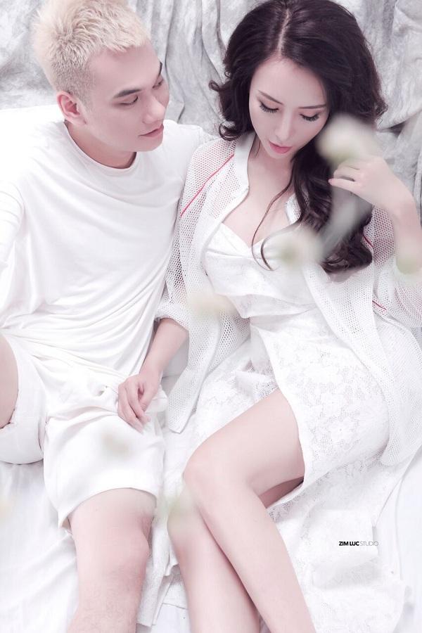 Lịm tim với video toàn cảnh Khắc Việt quỳ gối cầu hôn bạn gái-7
