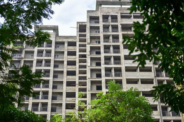 Trên cơ sở thống nhất với liên danh tổng thầu với mục tiêu hoàn thành dự án, tránh nợ đọng, Sở Xây dựng Hà Nội đã cho phép chuyển đổi nhà A2, A3 từ nhà ở sinh viên sang nhà ở xã hội để xuất bán và cho thuê.