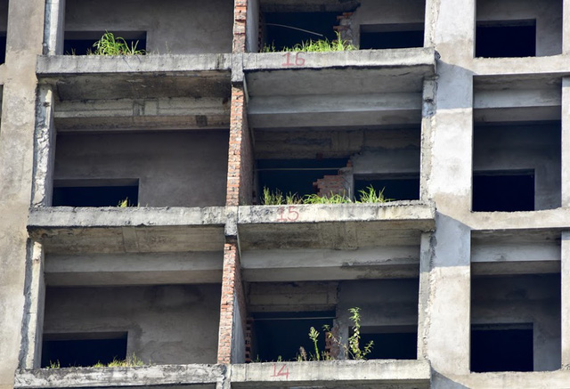 Mới đây, Sở Xây dựng Hà Nội có đề xuất chuyển đổi 2 tòa nhà A2, A3 nói trên sang nhà ở xã hội để bán và cho thuê bằng hình thức xã hội hóa.