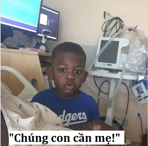 Cậu bé 4 tuổi diễn sâu van xin mẹ trì hoãn đẻ gây sốt mạng xã hội-1