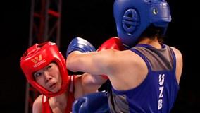 """2 người đẹp boxing Việt Nam """"vùi dập"""" cao thủ, đại thắng ở giải châu Á"""