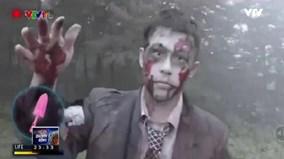 Ngôi làng xác sống ma quái tại Nhật Bản